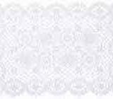 Tovaglietta Vinyl Lace Collection bi
