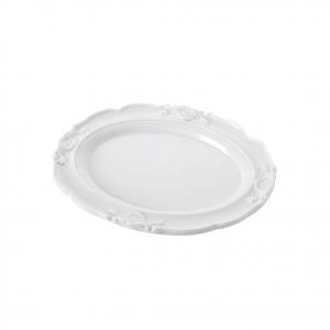Piattino ovale