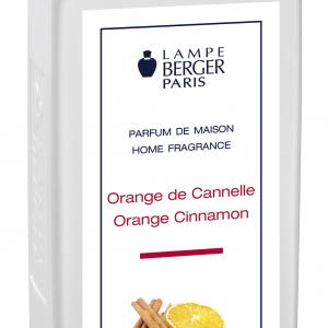 Orange de Cannelle