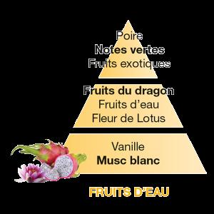 Fruits d'eau