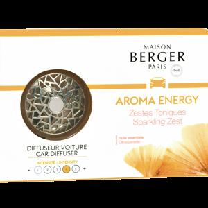 Diffusore per auto Aroma Energy
