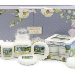 Confezione Regalo Set Fragranza Clean Cotton